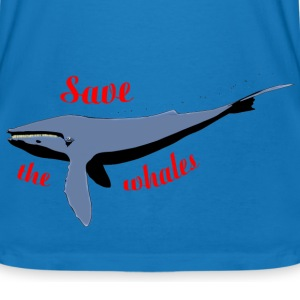 save the whales Bags  - Men's Organic T-shirt
