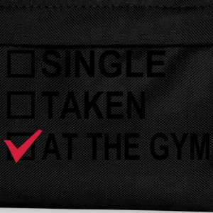 Single, Taken, At The Gym! Sweaters - Rugzak voor kinderen