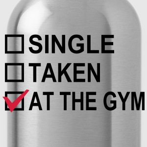 Single, Taken, At The Gym! Sweaters - Drinkfles