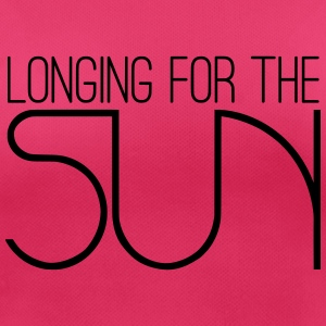 Longing For The Sun Kids and Babies - Women's Breathable T-Shirt