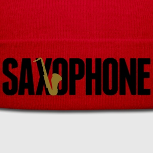 saxophone T-Shirts - Winter Hat