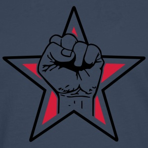 star fist Tee shirts - T-shirt manches longues Premium Homme