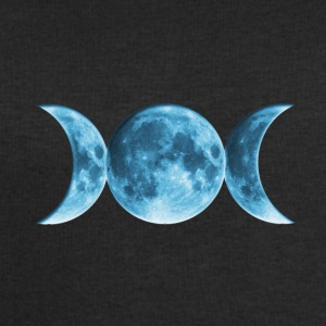 Wicca Blue Moon T-Shirts - Men's Sweatshirt by Stanley & Stella