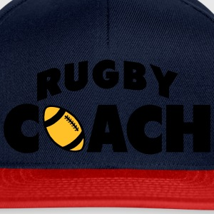 rugby coach Shirts - Snapback Cap
