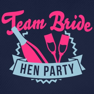 Team Bride - Hen Party T-shirts - Baseballcap
