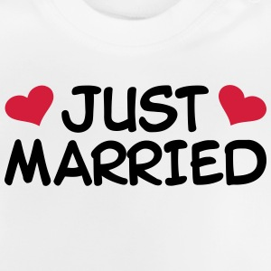 Just Married Hochzeit T-Shirts - Baby T-Shirt