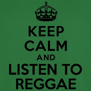 Keep calm and listen to Reggae Sweat-shirts - Maillot de football Homme