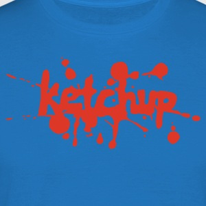 Ketchup - T-shirt Homme