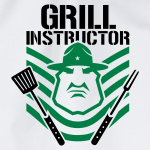 Grill Instructor - Drawstring Bag