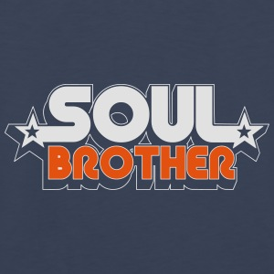 soul_brother Tassen - Mannen Premium tank top