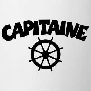 Capitaine T-Shirt - Tasse