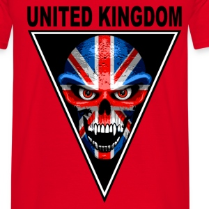 united kingdom Hoodies & Sweatshirts - Men's T-Shirt