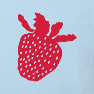 erdbeere,strawberry Hoodies - Kids' Organic T-shirt