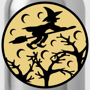 Witch Moon T-Shirts - Trinkflasche