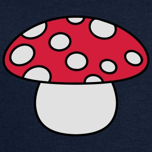 Little Mushroom T-Shirts - Men's Sweatshirt by Stanley & Stella