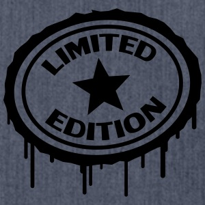Limited Edition Graffiti Stamp Tee shirts - Sac bandoulière 100 % recyclé