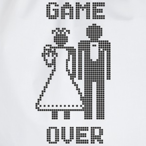 Game Over T-shirts - Gymtas