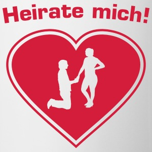 heirate_mich T-Shirts - Tasse