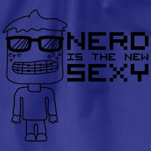Nerd Is The New Sexy T-Shirts - Turnbeutel