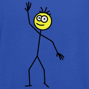 Happy Stick Figure Koszulki - Tank top damski Bella