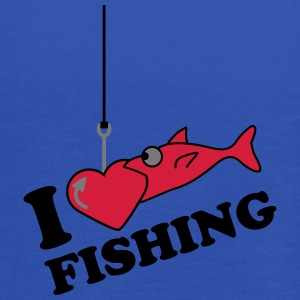 Fishing Love Magliette - Top da donna della marca Bella