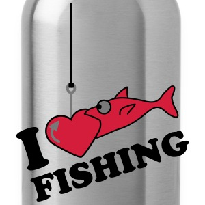 Fishing Love T-shirts - Drinkfles