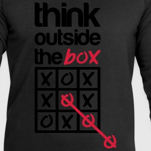 Think outside the box T-skjorter - Sweatshirts for menn fra Stanley & Stella