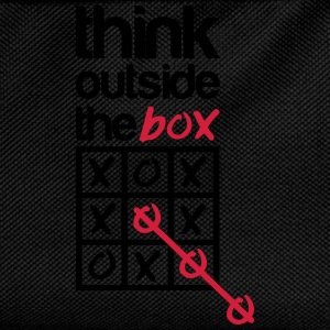Think outside the box T-Shirts - Kids' Backpack