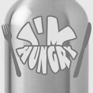 Im Hungry T-Shirts - Water Bottle