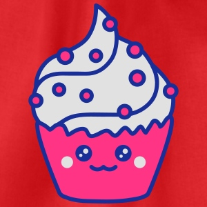 Cute Cupcake T-Shirts - Turnbeutel