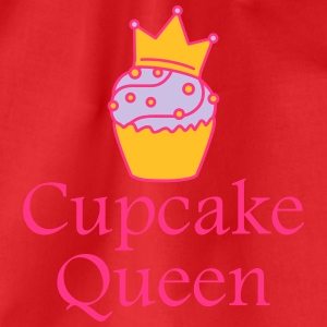Cupcake Queen T-Shirts - Drawstring Bag
