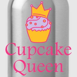 Cupcake Queen T-Shirts - Water Bottle