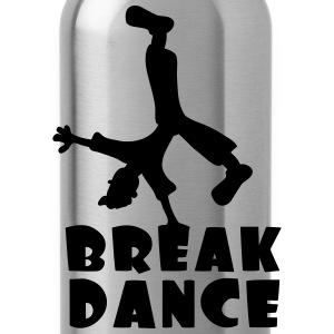 Breakdance T-shirts - Drinkfles