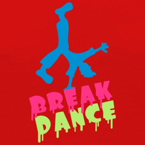 Break Dance Camisetas - Camiseta de manga larga premium mujer