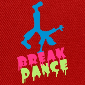 Break Dance T-shirts - Snapback Cap