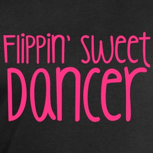 flippin sweet dancer funky retro cute! T-Shirts - Men's Sweatshirt by Stanley & Stella