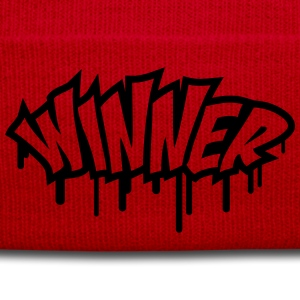 Winner Graffiti T-shirts - Winterhue
