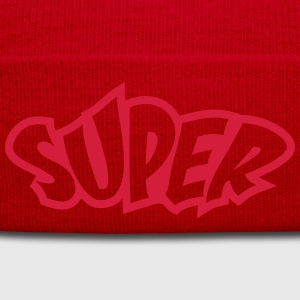 Super T-Shirts - Wintermütze