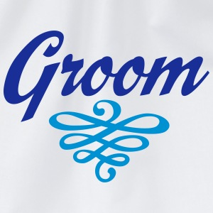 groom - Turnbeutel
