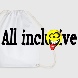 All inclusive Ondergoed - Gymtas