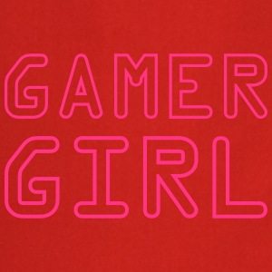 Gamer Girl T-shirts - Förkläde