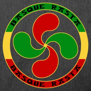 rasta basque cross Hoodies & Sweatshirts - Shoulder Bag made from recycled material