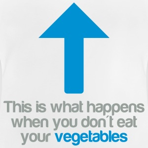 Eat your vegetables Tee shirts - T-shirt Bébé