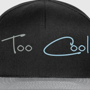 Too Cool Tee shirts - Casquette snapback