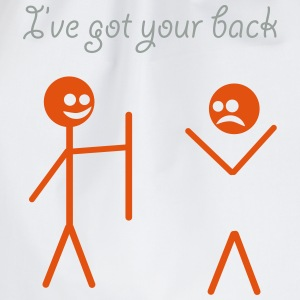 I've got your back Magliette - Sacca sportiva