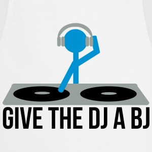 Give the DJ a BJ T-Shirts - Cooking Apron