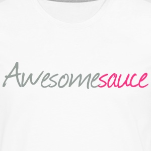 Awesomesauce Tee shirts - T-shirt manches longues Premium Homme