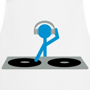 DJ T-Shirts - Cooking Apron