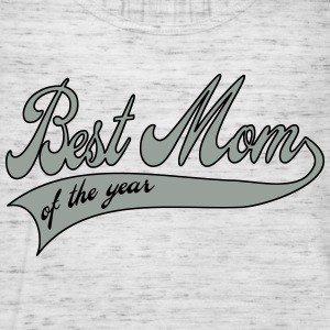best mom of the year  - cadeau fete des meres Sweat-shirts - Débardeur Femme marque Bella