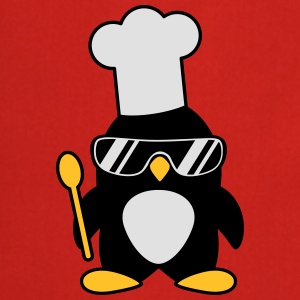 Cool Penguin Chef Tee shirts - Tablier de cuisine